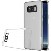NILLKIN 0.6mm Nature TPU Case Phone Cover for Samsung Galaxy S8 SM-G950 - Transparent