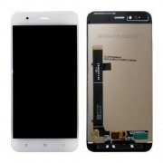 LCD Screen and Digitizer Assembly for Xiaomi Mi A1 - White
