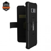 UAG METROPOLIS Hard Case Book for Samsung Galaxy S8 Plus - Black