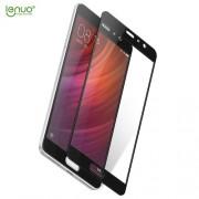 LENUO CF Carbon Fiber Tempered Glass Full Screen Film Cover for Xiaomi Redmi Pro - Black