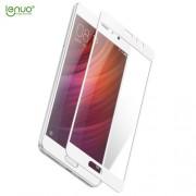 LENUO CF Carbon Fiber Tempered Glass Screen Guard Full Cover for Xiaomi Redmi Pro - White