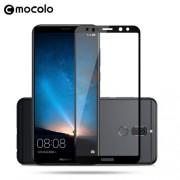MOCOLO Σκληρυμένο Γυαλί (Tempered Glass) Προστασίας Οθόνης Πλήρης Κάλυψης για Huawei Mate 10 Lite / Νova 2i / Maimang 6 - Μαύρο