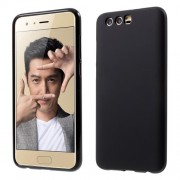 Double Sided Matte TPU Gel Case for Huawei Honor 9 - Black