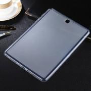 Θήκη Σιλικόνης TPU Ματ για Samsung Galaxy Tab A 9.7 T550 T555 - Διάφανο