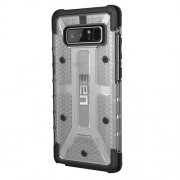 UAG PLASMA Hard Composite Case for Samsung Galaxy Note 8 - Ice/Black