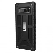 UAG MONARCH for Samsung Galaxy Note 8 - Black