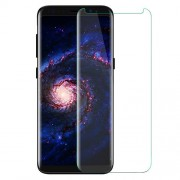 3D Curved Full Size Mobile Tempered Glass Screen Protector for Samsung Galaxy Note 8 N950 - White