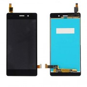 LCD Screen and Digitiger for Huawei Ascend P8 Lite - Black