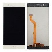 LCD Screen and Digitiger for Huawei P9 - White