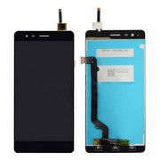 LCD Screen and Digitiger for Lenovo K5 Note A7020 Grade A - Black