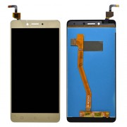 LCD Screen and Digitiger for Lenovo K6 Note Grade A - Gold
