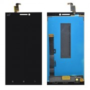 Original LCD Screen and Digitiger for Lenovo Vibe Z2 Grade A - Black