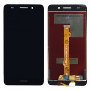LCD Screen and Digitiger for Huawei Y6II Grade A - Black
