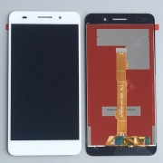 LCD Screen and Digitiger for Huawei Y6II Grade A - White