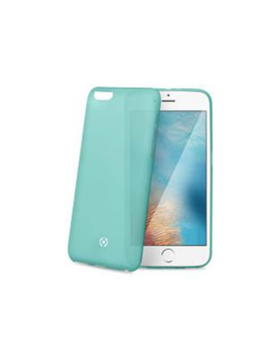 best service 8331a 8cb6a Celly Cover Case Frost iPhone 7 Plus / 8 Plus - Tiffany (50011211) by  stoucky.gr