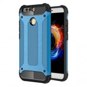 Armor Guard PC + TPU Combo Cell Phone Case for Huawei Honor 8 Pro / Honor V9 - Baby Blue