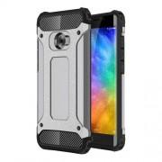 Tough Armor Υβριδική Θήκη Σιλικόνης TPU σε Συνδυαμό με Πλαστικό για Xiaomi Mi Note 2 - Γκρι