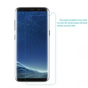 HD Clear LCD Mobile Screen Guard Film for Samsung Galaxy S8 G950 (Black Package)