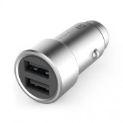 XIAOMI Fast Charging Car Charger Dual USB Output for Xiaomi Samsung iPhone iPad