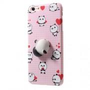 Θήκη Σιλικόνης TPU Σχέδιο 3D για iPhone 6s / 6 - Μοτίβο Panda