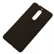 Θήκη Σιλικόνης TPU Ματ για Nokia 5 - Μαύρο