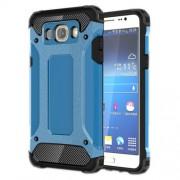 Tough Armor Υβριδική Θήκη Σιλικόνης TPU σε Συνδυαμό με Πλαστικό για Samsung Galaxy J7 (2016) - Μπλε