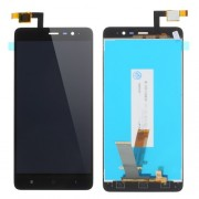 OEM LCD Screen and Digitizer Assembly Replacement for Xiaomi Redmi Note 3 Pro Special Edition - Black
