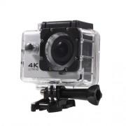 QUANZHI V3 2inch 4K WiFi Αδιάβροχη Κάμερα για Σπορ με Γωνία Οπτικής Σάρωσης 170 μοίρες 16MP Ultra HD - Λευκό