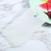Θήκη Σιλικόνης TPU Ματ για Meizu m5 Note - Λευκό