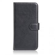 Δερμάτινη Θήκη Πορτοφόλι με Βάση Στήριξης Xiaomi Mi Mix - Μαύρο