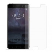 For Nokia 6 Mobile Phone Tempered Glass Screen Protector 0.3mm (Arc Edge)