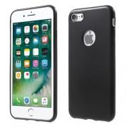 Σκληρή Θήκη από Καουτσούκ για iPhone 7 - Μαύρο