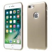 Σκληρή Θήκη από Καουτσούκ για iPhone 7 - Χρυσαφί