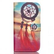 Δερμάτινη Θήκη Πορτοφόλι με Βάση Στήριξης για Samsung Galaxy J5 SM-J500F - Ονειροπαγίδα στο Ηλιοβασίλεμα