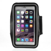 Running Sports Armband Case for iPhone 6 Plus / 6s Plus, Size: 160 x 85mm - Black