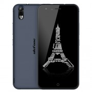 "ULEFONE Paris Lite, 5"" IPS, Quad Core - Γραφίτης"