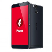 ULEFONE POWER, 4G, 3G+16G, IPS 5.5FHD, 6050mAh - Μαύρο