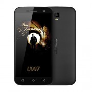 "ULEFONE U007, 5"" IPS, Quad Core - Μαύρο"