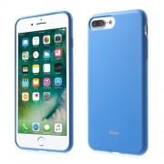 ROAR KOREA Θήκη Σιλικόνης Σιλικόνης TPU Ματ για iPhone 7 Plus - Γαλάζιο