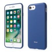 ROAR KOREA Θήκη Σιλικόνης Σιλικόνης TPU Ματ για iPhone 7 - Μπλε