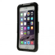 IP-68 Αδιάβροχη Θήκη για iPhone 8 Plus / 7 Plus / 6s Plus / 6 Plus - Μαύρο