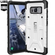UAG PATHFINDER Hard Case for Samsung Galaxy S8 - White/Black