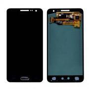 Γνήσια Samsung Οθόνη LCD και Μηχανισμός Αφής για Samsung Galaxy A3 SM-A300F - Μαύρο (GH97-16747B)