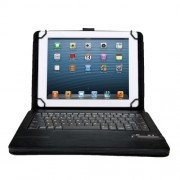 Seenda IS11-U10 Bluetooth Keyboard Leather Stand Case for iPad 2 3 4 Etc