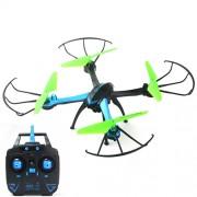 JJRC H98-3 RC Drone Ελικοπτεράκι με 4 Έλικες με Remote Control και 0 3MP HD Camera - Πράσινο