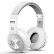 BLUEDIO HT Turbine 57mm Driver Bluetooth 4 1 Over-ear Headphone with Mic Line In/Out - White