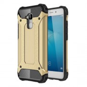 Armor PC TPU Hybrid Case for Huawei Honor 5c/Honor 7 Lite/GT3 - Gold