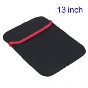 Universal Υφασμάτινη Θήκη Πουγκί για Tablets μέχρι 13 ίντσες Διαστάσεις: 320 x 250mm - Μαύρο