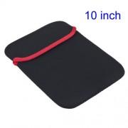 Universal Υφασμάτινη Θήκη Πουγκί για Tablets μέχρι 10 ίντσες, Διαστάσεις 285 x 200mm - Μαύρο