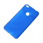 Θήκη Σιλικόνης TPU Ματ για Huawei P8 Lite (2017) / P9 Lite (2017) - Μπλε